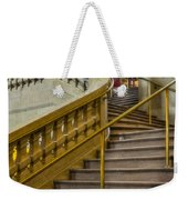 Grand Central Terminal Staircase Weekender Tote Bag