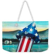 Grand Finale Weekender Tote Bag by Shana Rowe Jackson