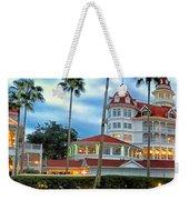 Grand Floridian Resort Walt Disney World Weekender Tote Bag