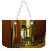 Grand Foyer Staircase Weekender Tote Bag