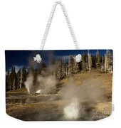 Grand Geyser Group Weekender Tote Bag