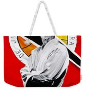 Grand Master Helio Gracie Weekender Tote Bag