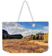 Grand Mesa Colors Weekender Tote Bag