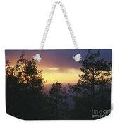 Grand Mesa Sunset Weekender Tote Bag