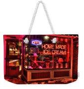 Grand Ole Creamery On Grand Avenue Weekender Tote Bag