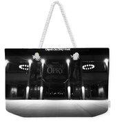 Grand Ole Opry At Night Weekender Tote Bag by Dan Sproul