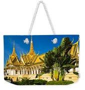 Grand Palace - Cambodia Weekender Tote Bag