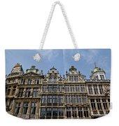 Grand Place Brussels Weekender Tote Bag