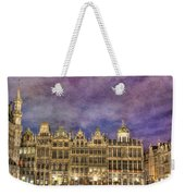 Grand Place Weekender Tote Bag