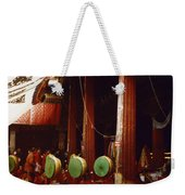 Grand Prayer Festival In The Jokhang Weekender Tote Bag