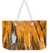 Grand Prismatic Detail Weekender Tote Bag