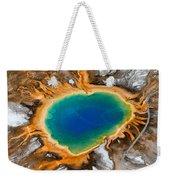 Grand Prismatic Spring II Weekender Tote Bag