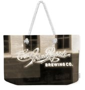 Grand Rapids Brewing Co Weekender Tote Bag
