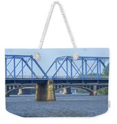 Grand Rapids Crossings Weekender Tote Bag