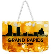 Grand Rapids Mi 3 Weekender Tote Bag
