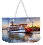 Grand Romance Riverboat Weekender Tote Bag