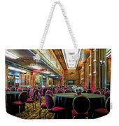 Grand Salon 05 Queen Mary Ocean Liner Extreme Weekender Tote Bag