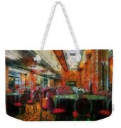 Grand Salon 05 Queen Mary Ocean Liner Photo Art 03 Weekender Tote Bag