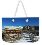 Grand Staircase-escalante National Monument Weekender Tote Bag