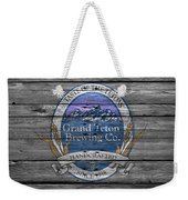 Grand Teton Brewing Weekender Tote Bag