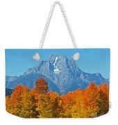 Grand Teton National Park 2 Weekender Tote Bag