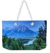 Grand Teton  - Snake River Overlook  Weekender Tote Bag