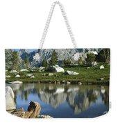 1m9374-grand Teton Reflect Weekender Tote Bag