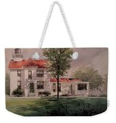 Grand Traverse Lighthouse  Weekender Tote Bag