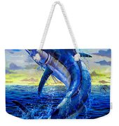 Grander Off007 Weekender Tote Bag by Carey Chen