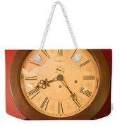 Grandfather Clock Top 1 Weekender Tote Bag