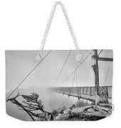 Mile High Bridge #1 Weekender Tote Bag