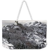 Grandfather Mountain's Linville Peak  Weekender Tote Bag