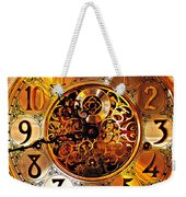 Grandfather Time Hdr Weekender Tote Bag
