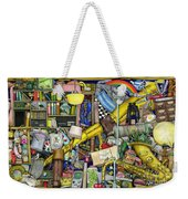 Grandfather's Chest Weekender Tote Bag