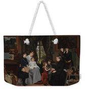 Grandmas Birthday Weekender Tote Bag