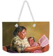 Grandmas Love Weekender Tote Bag