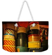 Grandmother's Attic Weekender Tote Bag