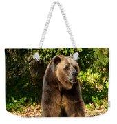 Grandpa Bear Weekender Tote Bag