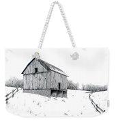 Grandpa's Barn Weekender Tote Bag