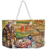 Grandpa's Helper Weekender Tote Bag