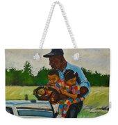 Grandpas Helpers Weekender Tote Bag