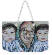 Grandpas Pride And Joy Weekender Tote Bag