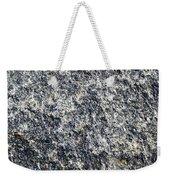Granite Abstract Weekender Tote Bag