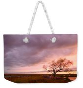 Storm At Dusk 2am-108346 Weekender Tote Bag