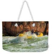 Granite Rapids Weekender Tote Bag