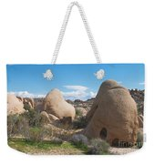 Granite Rock Formations Weekender Tote Bag
