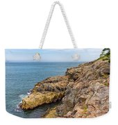 Granite Shore Weekender Tote Bag