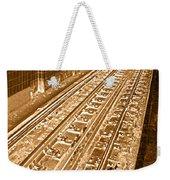 Grant Station Weekender Tote Bag