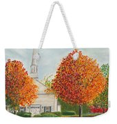 Granville Church Weekender Tote Bag