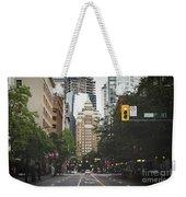 Granville Street Weekender Tote Bag